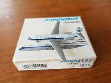 Schabak 1:600 Finnair Caravelle OVP Flugzeugmodell