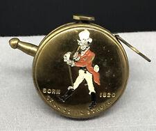 More details for johnnie walker whisky antique 1930s bowls tape measure john rabone & sons