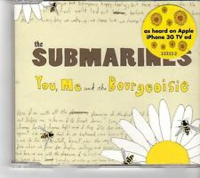 (FM35) The Submarines, You, Me And The Bourgeoisie - 2008 CD