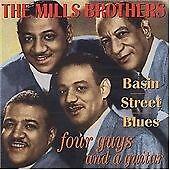 Basin Street Blues, Mills Brothers, Very Good Import