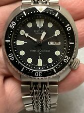 SEIKO Vintage Diver 150m 6309-7040 Day/Date Automatic Men's Watch