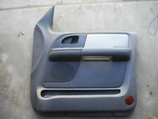 03 FORD EXPEDITION XLT RIGHT FRONT DOOR INSIDE TRIM FINISH PANEL