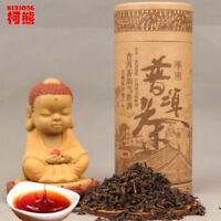 100g China Puer Tea Ripe Pu Erh Loose Black Tea Yunnan Green Food Retro Packing