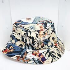 Vintage Easy-E NWA Hawaii Girls Bucket Hat Size 59 cm Multicolor