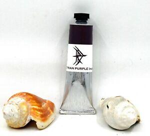 Tyrian Purple (Hue) - Handmade Oil Paint - 37ml