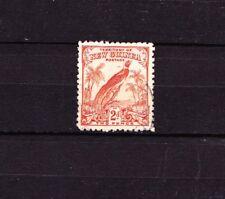 NEW GUINEA  NOUVELLE GUINEE 1932-34 2p. vermillon