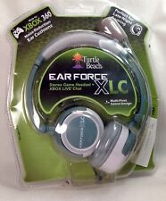 Turtle Beach EAR FORCE XLC Stero Game Headset + XBOX Live Chat Multi-Pivot NEW