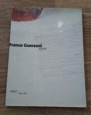 Franco Guerzoni. Sipari Marsilio