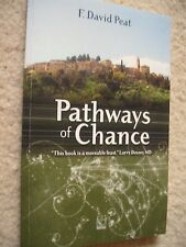 PATHWAYS OF CHANCE BOOK-SIGNED F.DAVID PEAT