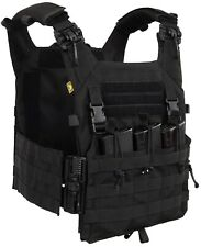 """ANA Tactical Russian Vest Plate Carrier """"M2 QR"""" for FSB Units Black"""
