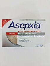 Asepsxia Jabon Neutro Contra Acne Hipoalergenico Para Piel Mixta/Imperfecciones