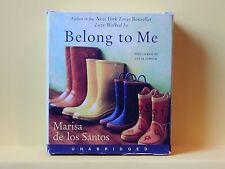 Belong to Me by Marisa de los Santos (2009, CD, Unabridged)
