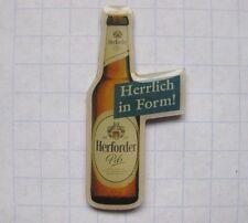 Herforder Pils/flacon/Herford... Bière-PIN (110 C)