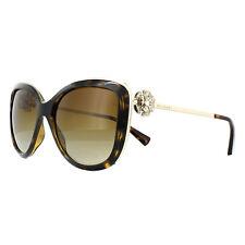 Bvlgari Sunglasses BV6094B 278/T5 Dark Havana Brown Gradient Polarized