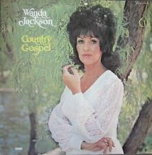 WANDA JACKSON - COUNTRY GOSPEL - LP