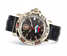 VOSTOK Komandirskie Mechanisch 2414A russische Uhr, командирские часы, Россия