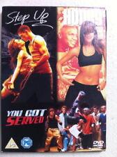 Películas en DVD y Blu-ray drama dance DVD