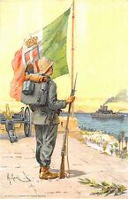 C5034) WW ITALO TURCA, TRIPOLITANIA E CIRENAICA 1911.