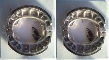 Zapatas de freno reforzado para Honda Dax & Monkey Minibikes / Complete set X2ea