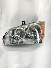 2008-16 CHRYSLER TOWN & COUNTRY DODGE GRAND CARAVAN LEFT DRIVER LH HEADLIGHT