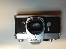 Canon TLb  SLR Film Camera Body Only
