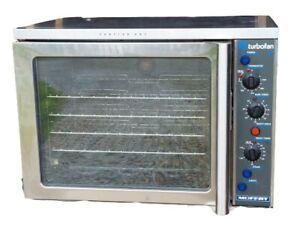 Moffat Turbofan 31 Electric Countertop Combi Convection Oven Combination Steamer