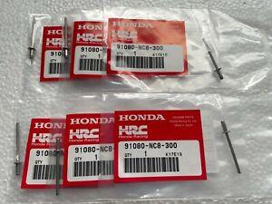 Honda RS125 / Honda RS250 / Moto3 NSF250R RIVET 3.2x6.4 : 91080-NC8-300