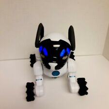 WowWee Chip Toy Robot Dog - Black / White (Dog only)