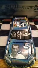 2011 Ned Jarrett Autographed NASCAR Hall of Fame 1/24