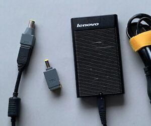 Genuine Lenovo 41R4538 Ultraslim AC Travel Adapter for Thinkpad 20V 19V 4.5A