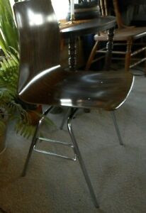MCM Molded Plywood Bent Wood Pagholz ? Danish Style mid century modern chair
