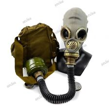 Soviet USSR Gas mask GP-5M PMG-2 with black breathing hose
