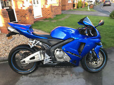 2006 Honda CBR600RR - Excellent Condition, 1 Owner From New