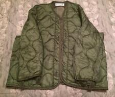 US military cold weather coat liner size X Large NWOT
