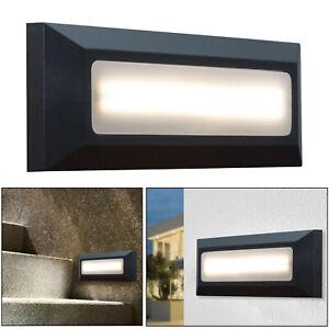 Im Rampenlicht Mauer Markierungsschritte Applique Rechteckig LED 4W Licht Avenue