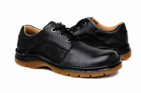 Dr Martens Men's boots Shoes 8B75 Zack 3 Eye Gibson R11194002 Black Grizzly