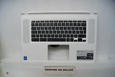 WORKING WHITE ACER CHROMEBOOK 15 CB5-571 PALMREST UK KEYBOARD