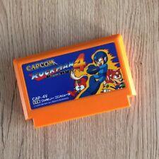 Rockman 4 Megaman Famicom NES en Loose Nintendo Capcom
