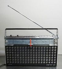 vintage portable radio - Designer Kofferadio Siemens Planar RK 421  ~ 1974-77