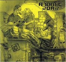 Atomic Roar - The Warfare Merchant BR Old School Thrash