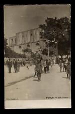 FERLA piazza san sebastiano ; foto augello