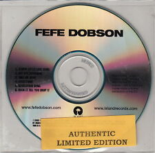 fefe dobson limited edition cd