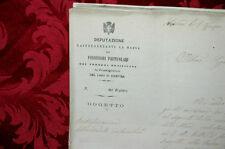 Ai Possessori dei Terreni Bonificati dal Prosciugamento del Lago Bientina 1875
