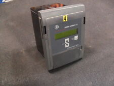 USED General Electric PLE3ESFG02 Power Leader EPM Electronic Power Meter