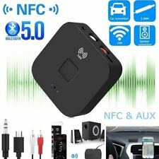 Wireless Bluetooth Receiver 5.0 aptX Ll Rca Nfc 3.5mm Aux Jack Audio Adapter
