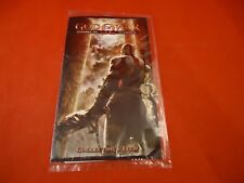 God of War Chains of Olympus Playstation Portable PSP Collector's Omega Pendant