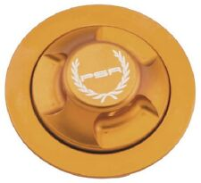 Powerstands Racing Filler Cap for Quick Release Gas Cap - Gold - 00-01250-23