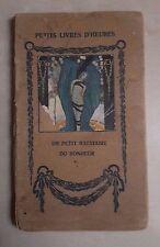 PETITS LIVRES D'HEURES UN PETIT BREVIAIRE DU BONHEUR BLAKE CATHLEEN 1920 ARTE