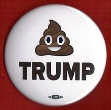 "2016 Anti Donald Trump 2-1/4"" / Satirical Presidential Campaign Button (Pin 03)"