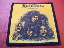 Rainbow Patch Dio Ozzy Hard Rock $$$$$$$$$$$$$$++++++